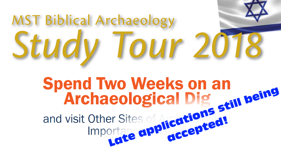 Archaeological study tour